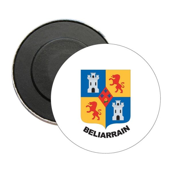 1529 iman redondo escudo heraldico beliarrain