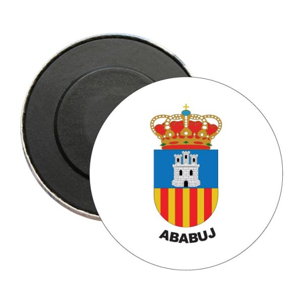 1537 iman redondo escudo heraldico ababuj