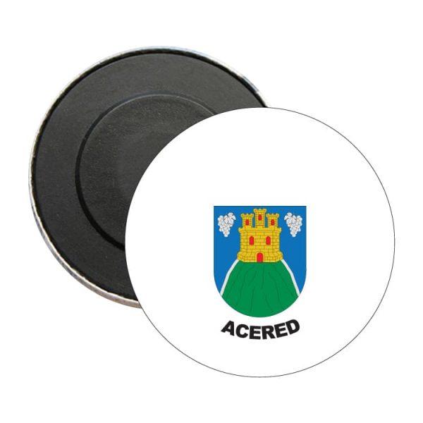 1538 iman redondo escudo heraldico acered