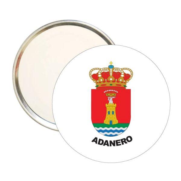 1539 espejo redondo escudo heraldico adanero