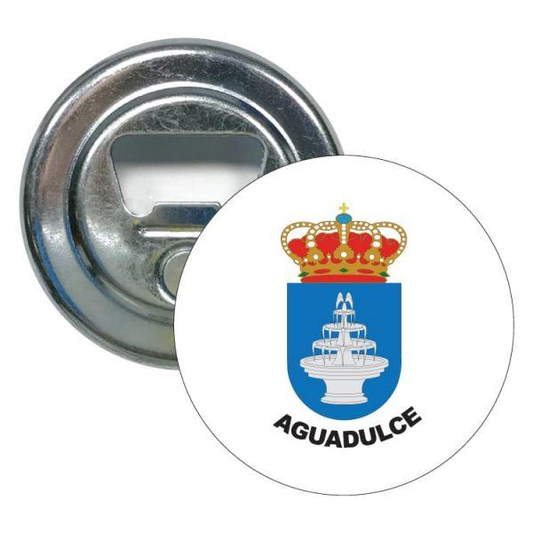 1542 abridor redondo escudo heraldico aguadulce