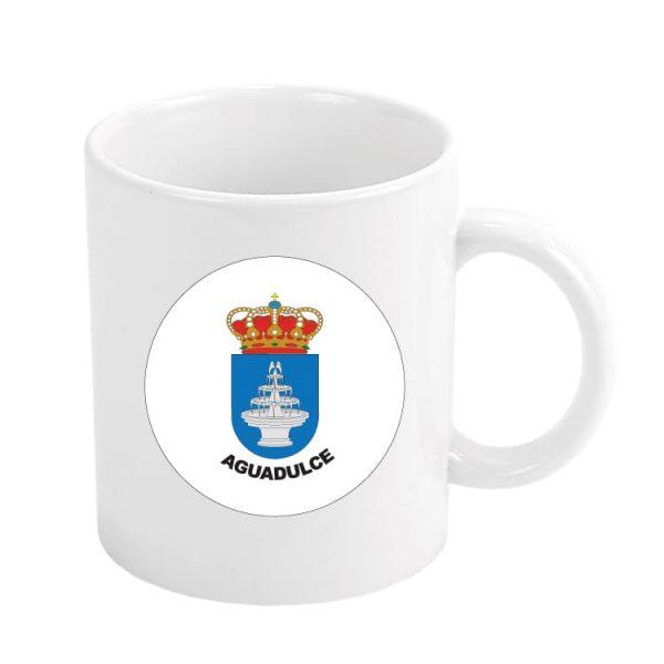 1542 taza escudo heraldico aguadulce