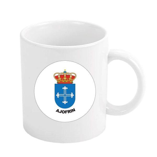 1543 taza escudo heraldico ajofrin