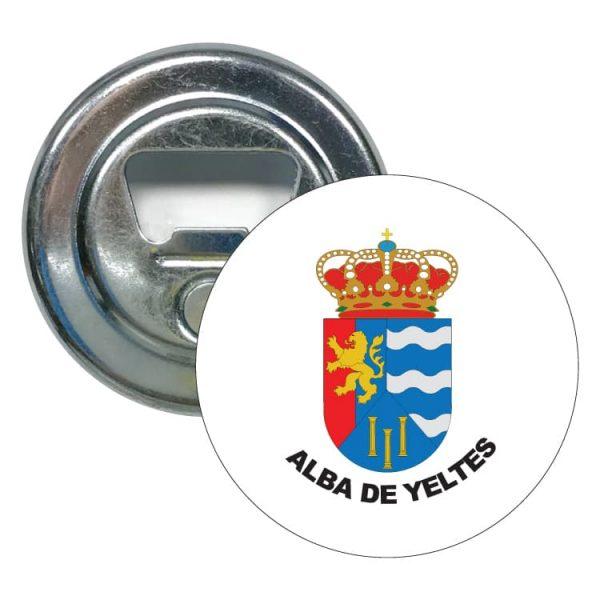 1545 abridor redondo escudo heraldico alba de yeltes