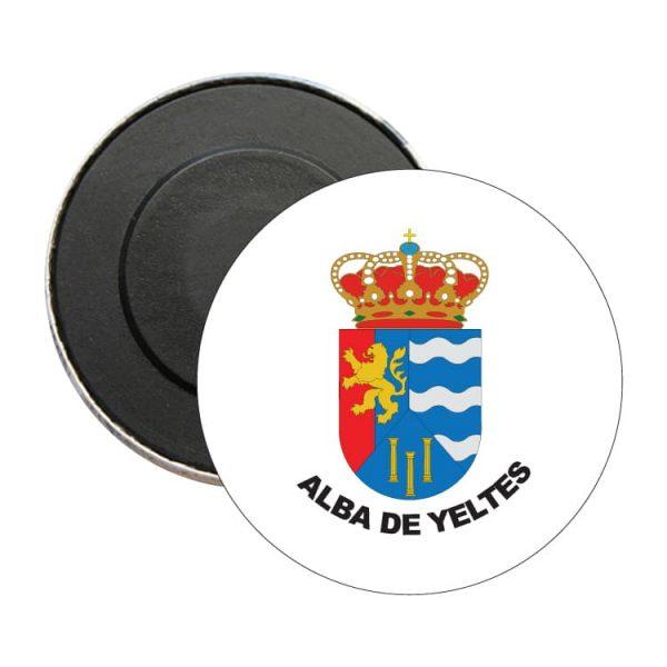 1545 iman redondo escudo heraldico alba de yeltes