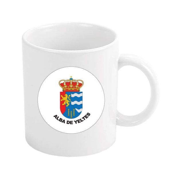 1545 taza escudo heraldico alba de yeltes
