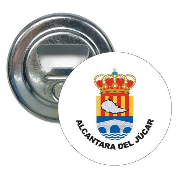 1546 abridor redondo escudo heraldico alcantara del jucar