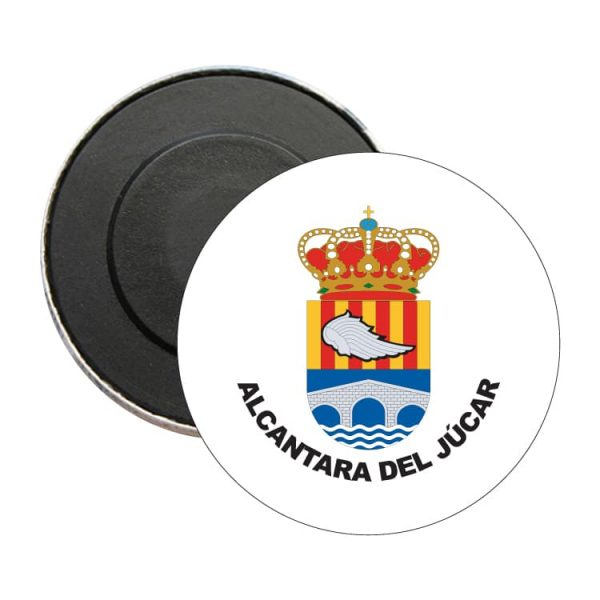 1546 iman redondo escudo heraldico alcantara del jucar