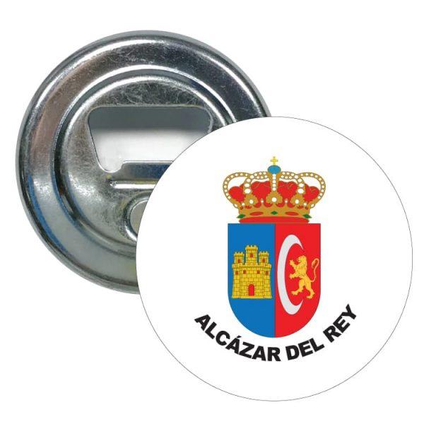 1547 abridor redondo escudo heraldico alcazar del rey