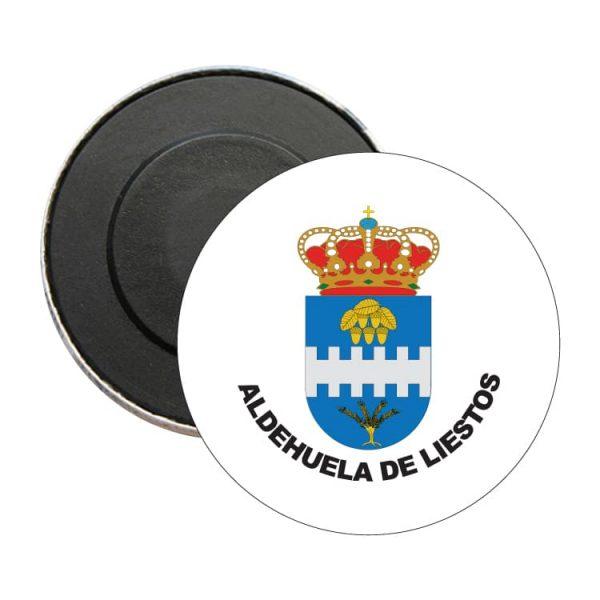 1549 iman redondo escudo heraldico aldehuela de liestos