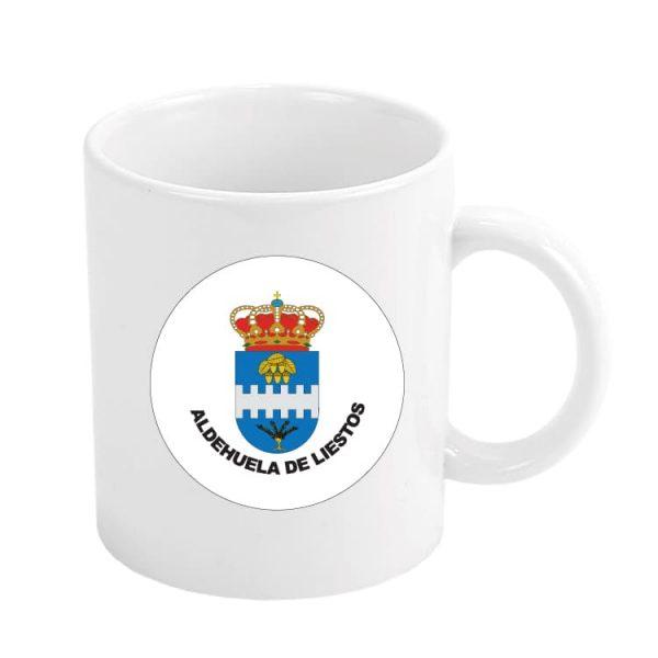 1549 taza escudo heraldico aldehuela de liestos