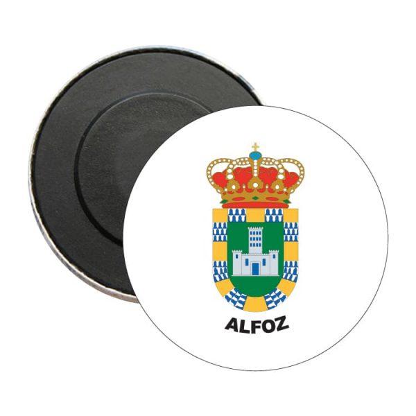 1550 iman redondo escudo heraldico alfoz