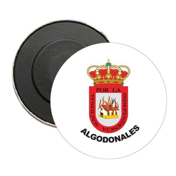1551 iman redondo escudo heraldico algodonales