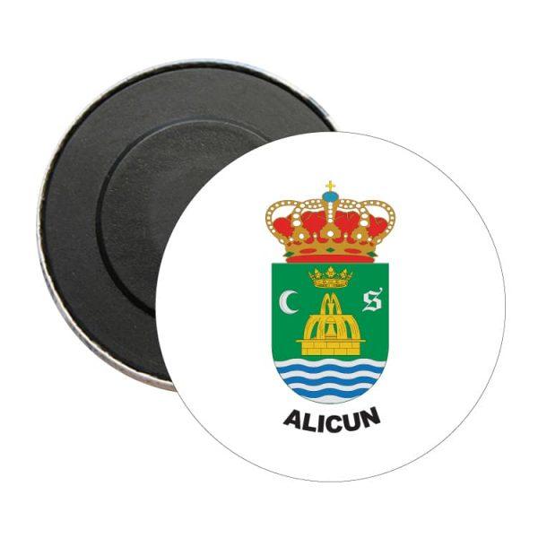 1553 iman redondo escudo heraldico alicun