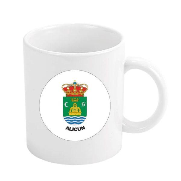 1553 taza escudo heraldico alicun