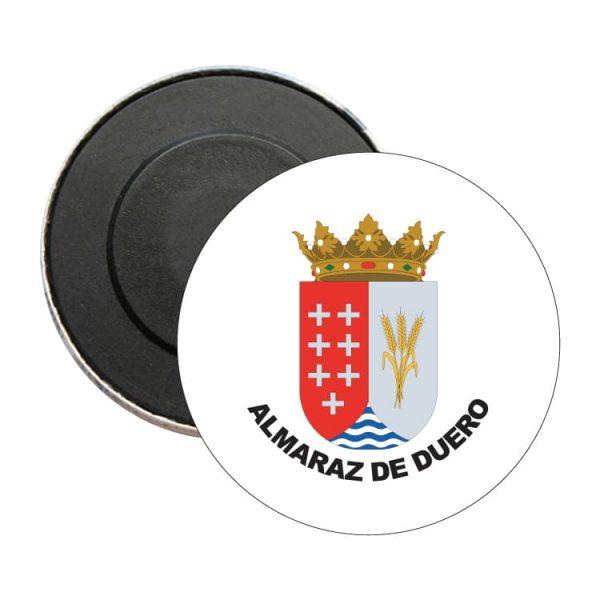 1554 iman redondo escudo heraldico almaraz de duero