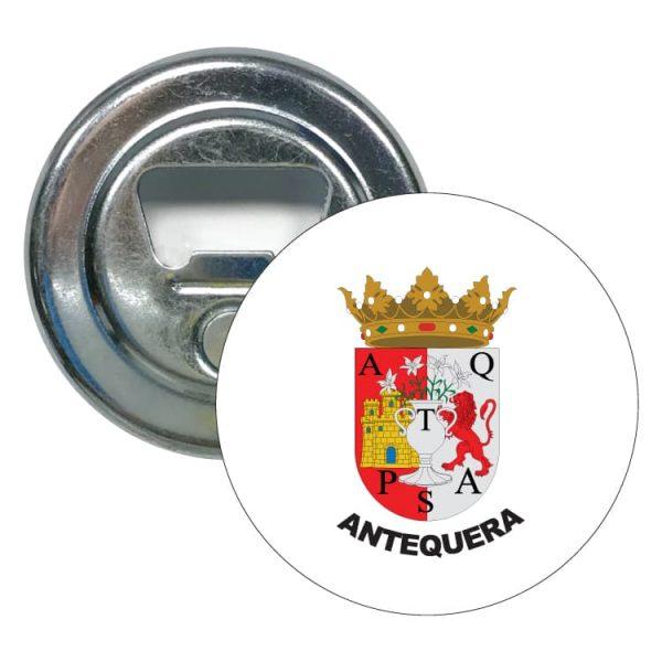 1556 abridor redondo escudo heraldico antequera