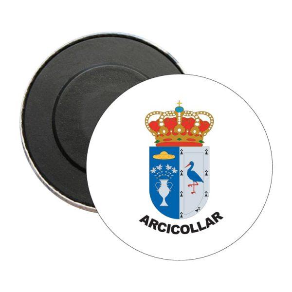 1557 iman redondo escudo heraldico arcicollar