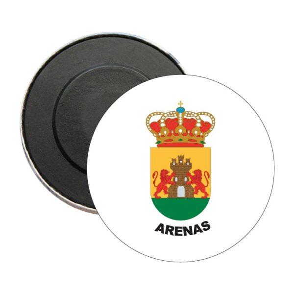 1559 iman redondo escudo heraldico arenas