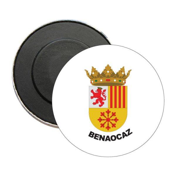 1562 iman redondo escudo heraldico benaocaz