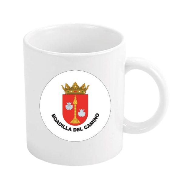 1564 taza escudo heraldico boadilla del camino