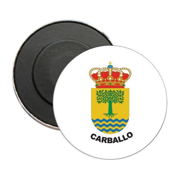 1570 iman redondo escudo heraldico carballo