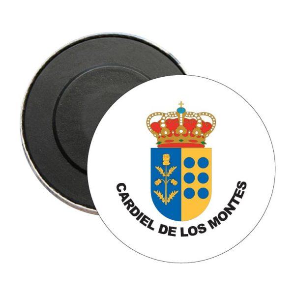 1571 iman redondo escudo heraldico cardiel de los montes