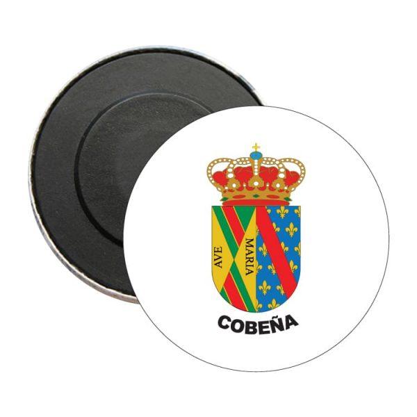 1572 iman redondo escudo heraldico cobeña