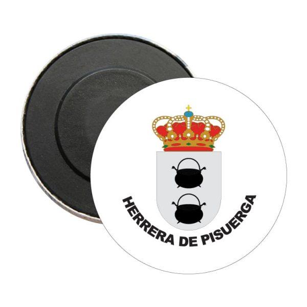 1578 iman redondo escudo heraldico herrera de pisuerga