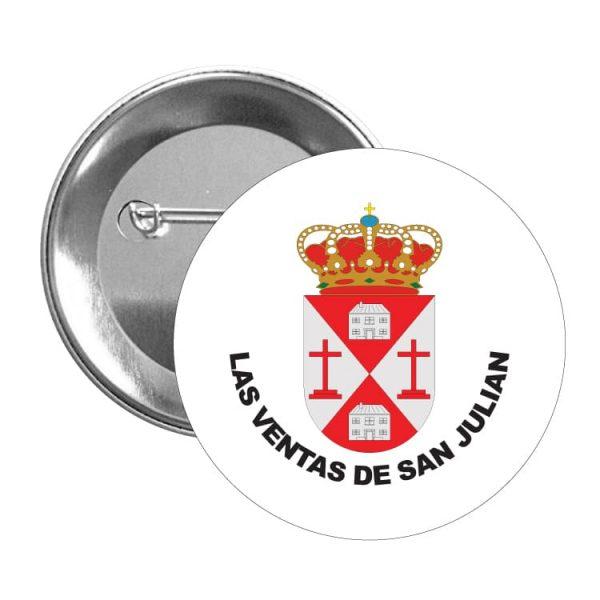 1582 chapa escudo heraldico las ventas de san julian