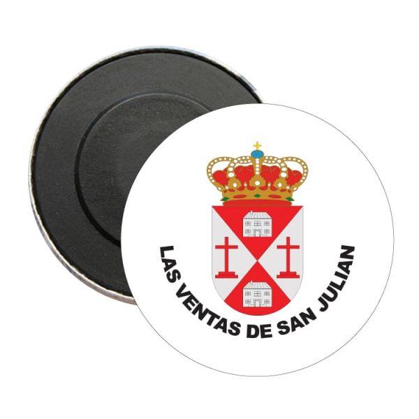 1582 iman redondo escudo heraldico las ventas de san julian