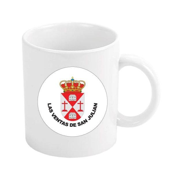 1582 taza escudo heraldico las ventas de san julian