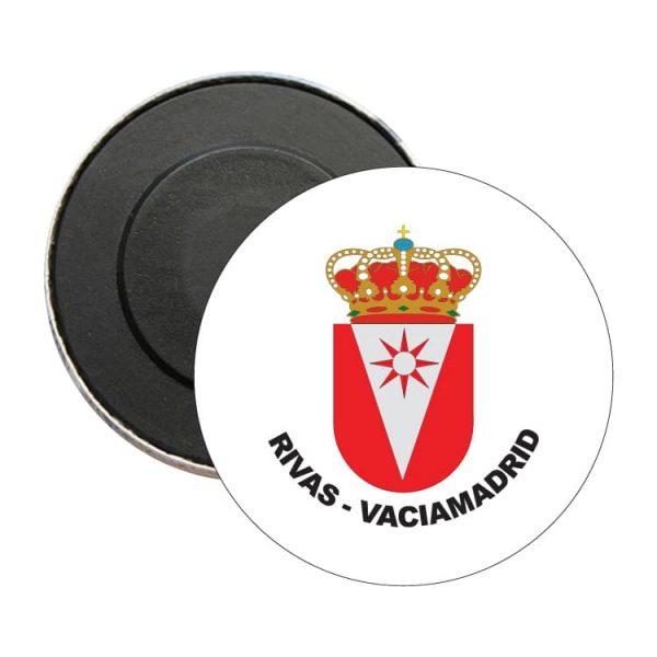 1590 iman redondo escudo heraldico rivas vaciamadrid