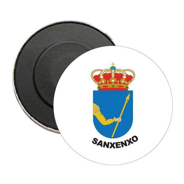 1592 iman redondo escudo heraldico sanxenxo