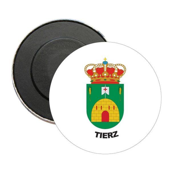 1593 iman redondo escudo heraldico tierz