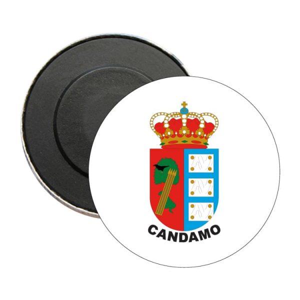 1608 iman redondo escudo heraldico candamo
