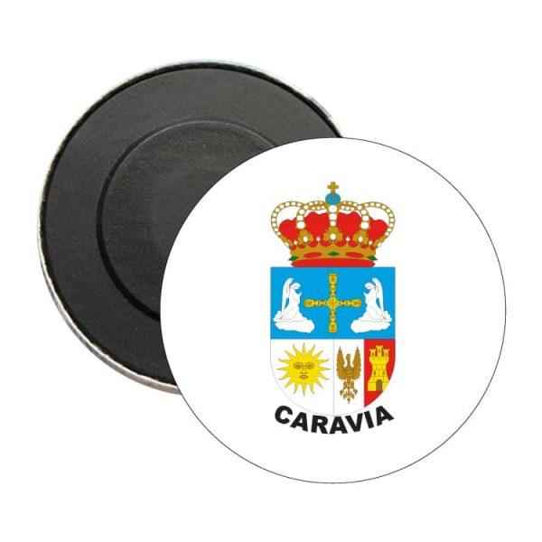1609 iman redondo escudo heraldico caravia
