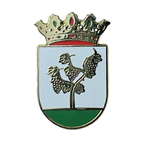 pin escudo heraldico agreda soria