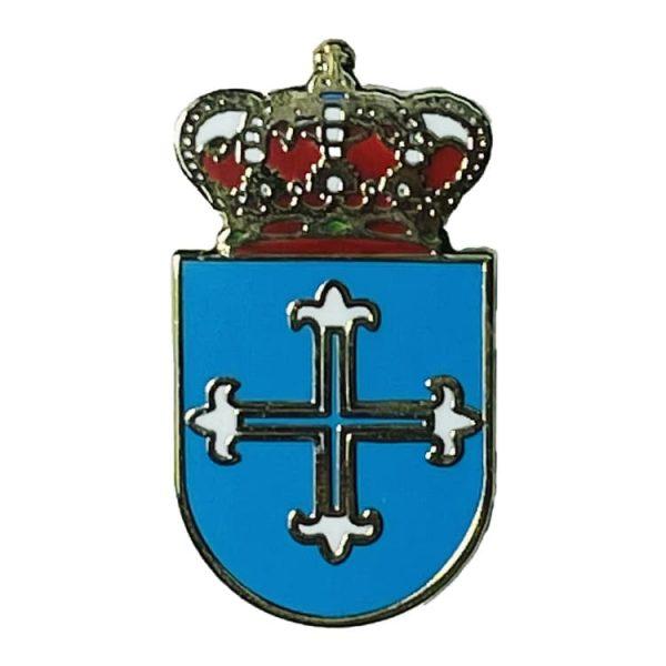 pin escudo heraldico ajofrin toledo