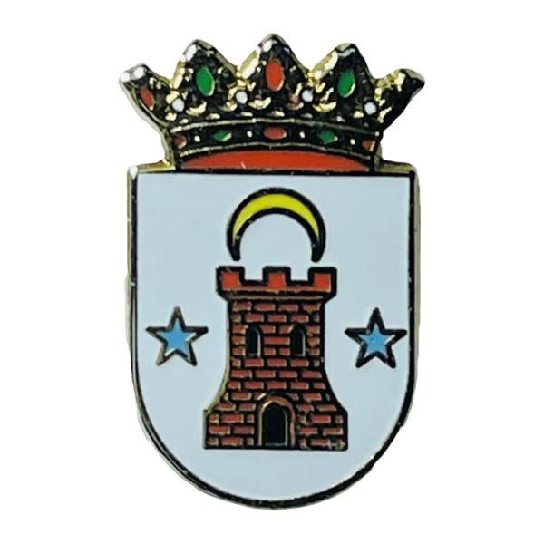 pin escudo heraldico almedinilla cordoba