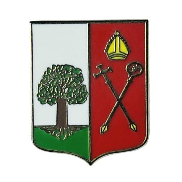 pin escudo heraldico amoroto vizcaya