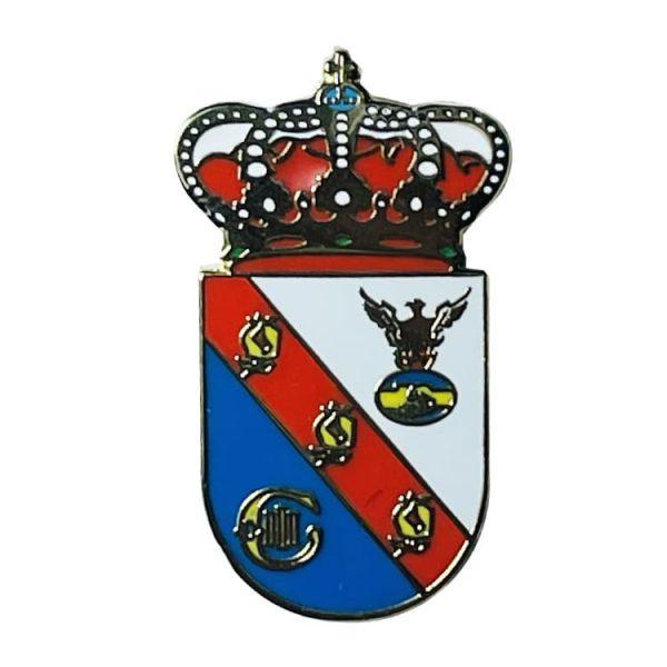pin escudo heraldico arenas del rey granada