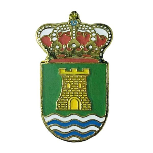 pin escudo heraldico campoo de yuso cantabria
