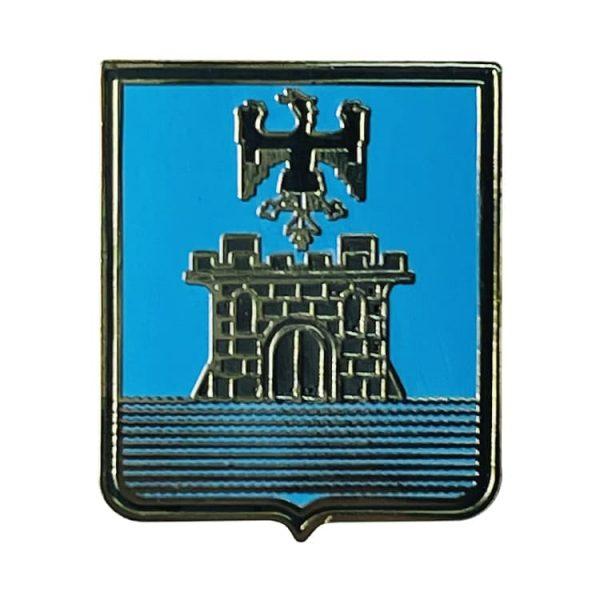 pin escudo heraldico historico abandames asturias