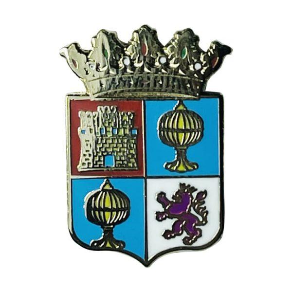 pin escudo heraldico historico asturias xv xviii siglo asturias