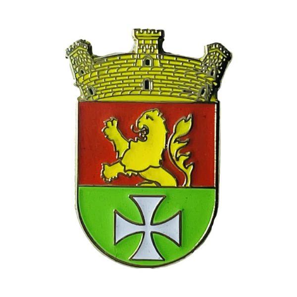 pin escudo heraldico historico llanes asturias