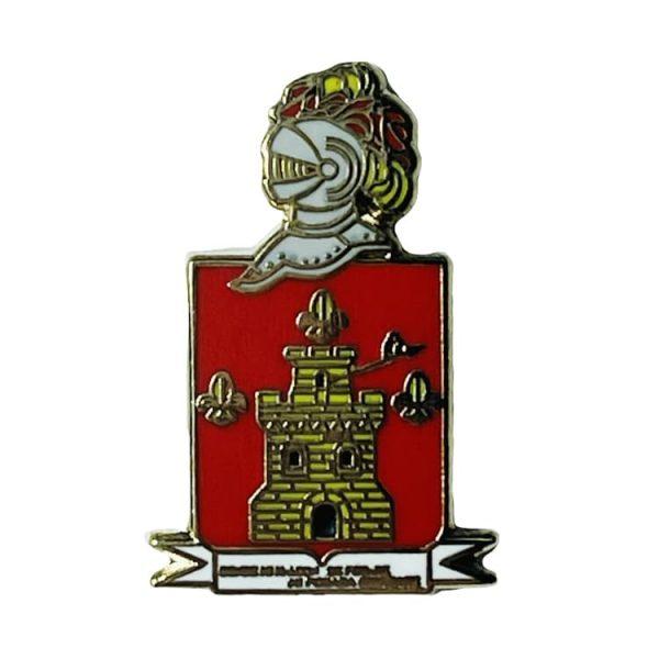pin escudo heraldico historico posada de llanes asturias