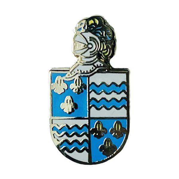 pin escudo heraldico historico veriña asturias