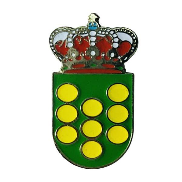 pin escudo heraldico la redondela huelva