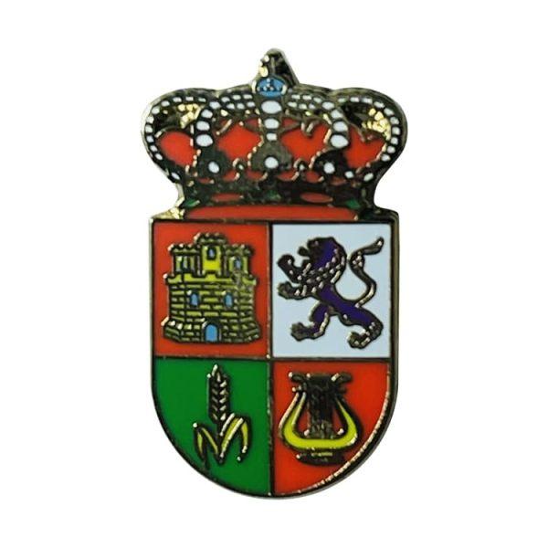 pin escudo heraldico magan toledo